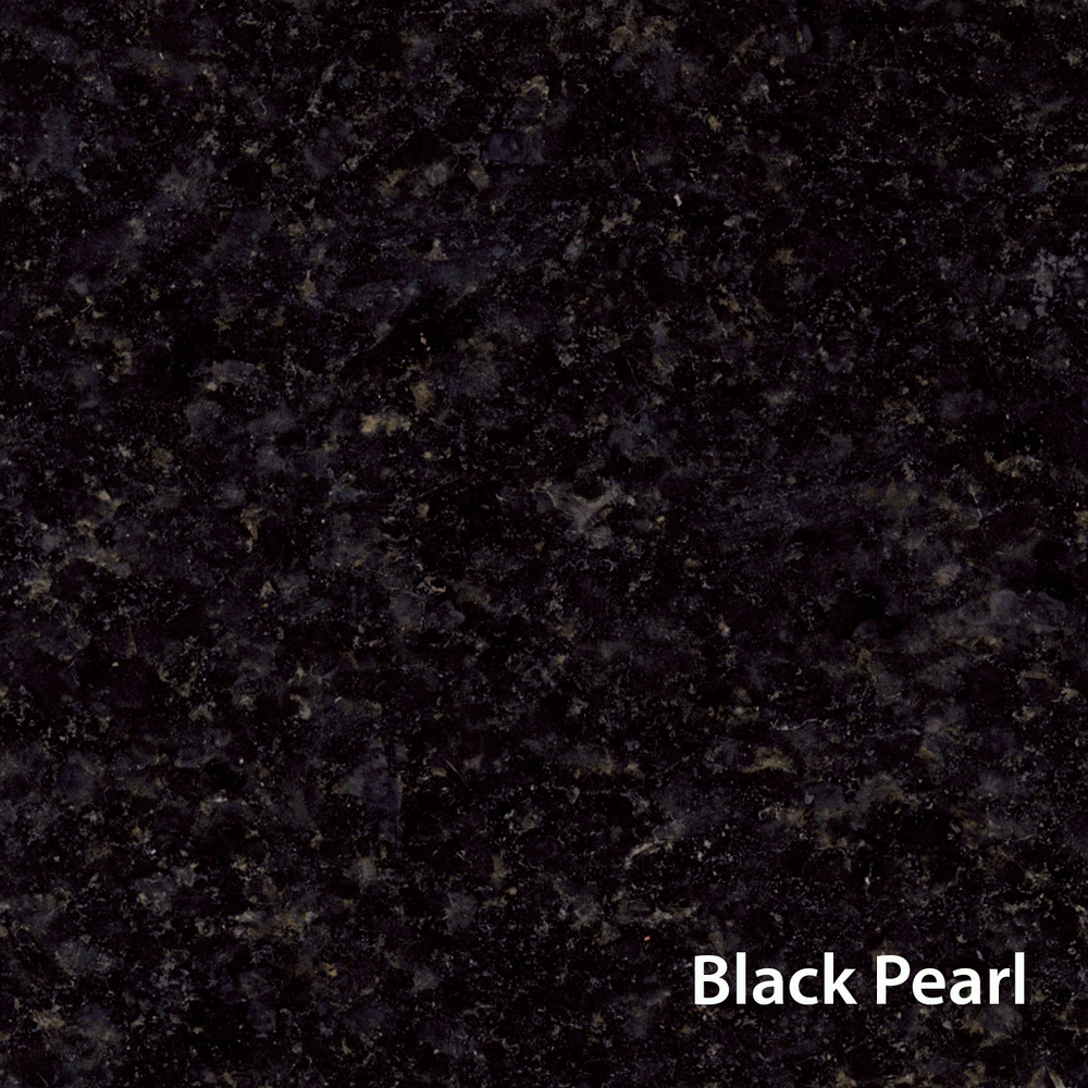 Granite summit stoneworks Black pearl granite