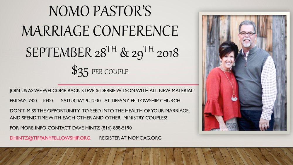 NOMO Pastor's Marriage Conference.jpg