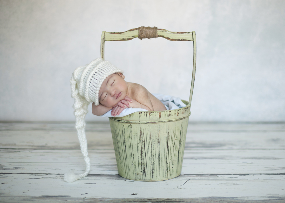 Sono Photography, Baby, New Born Photography, Portrait Studio, Bucket