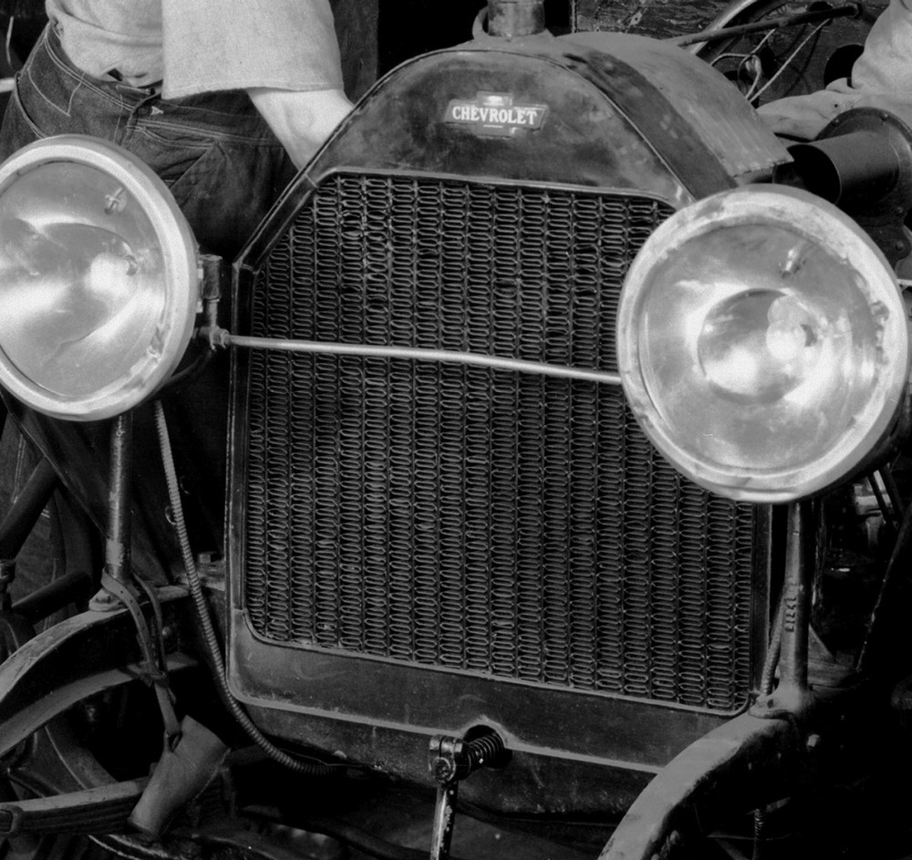 1914 Chevrolet Series H Baby Grand