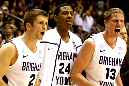 BYU: Cougar confidence leads to crushing competitor