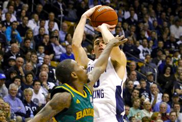 BYU: Carlino shines in Cougar debut