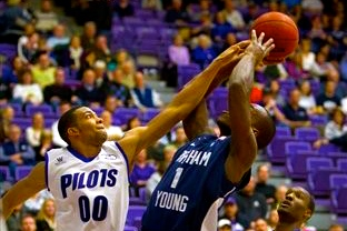 Unorthodox lineup propels BYU to win over Portland