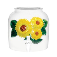 Embossed - Sunflowers