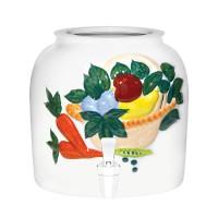 Embossed - Vegetable Basket