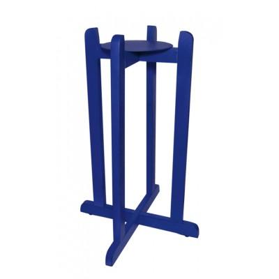 Tall Wood - Blue