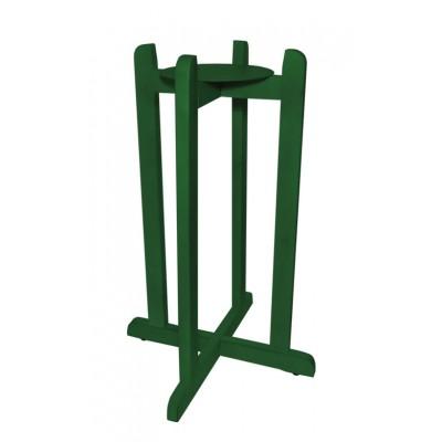 Tall Wood - Green