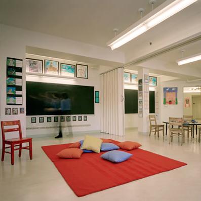 St Ann's Classroom