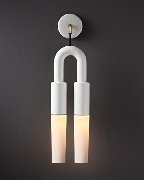 porcelain lighting. Porcelain Bear Lighting