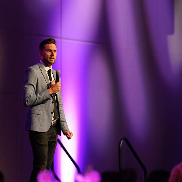 Standup comedian Dave Thornton tonight at Crown Towers tonight #eventphotography #standupcomedian #sony #crownperth