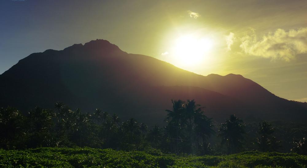 Hibok Hibok Volcano / Mambajao