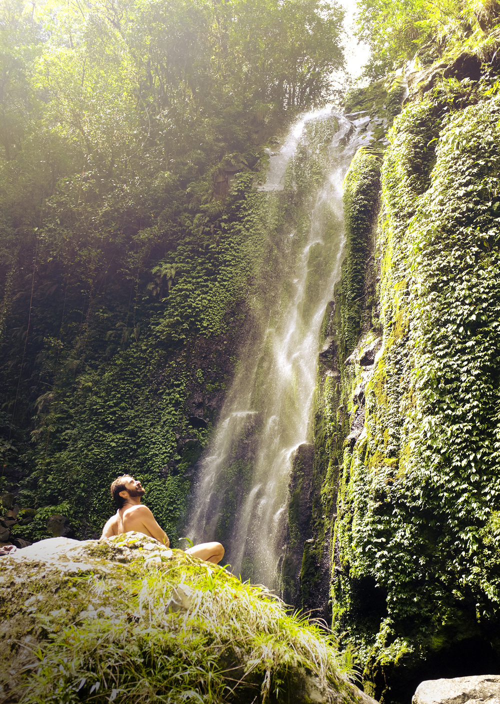 Binanawan falls / Sagay