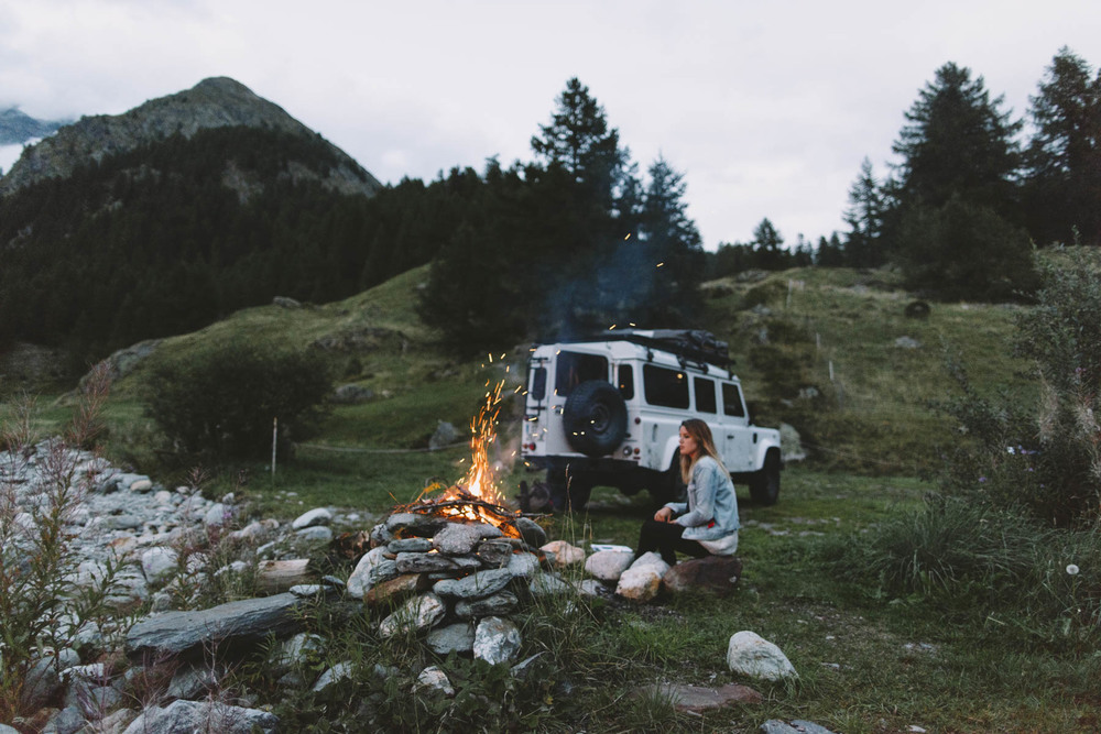 alternative living book alex strohl