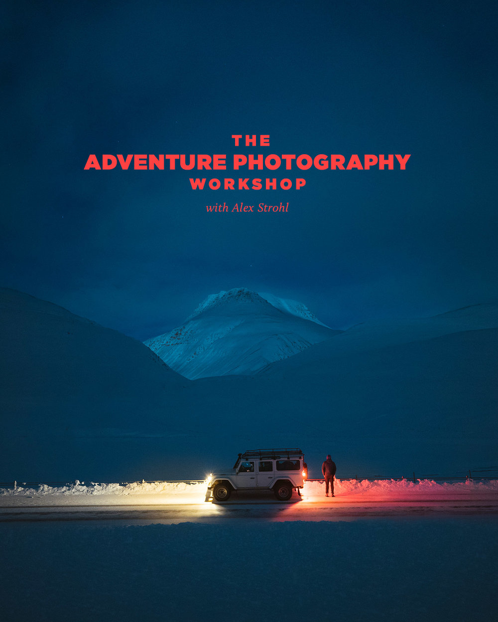 - The Adventure Photography WorkshopReleased: 20185 Hours / 48 Episodes / 5 Presets