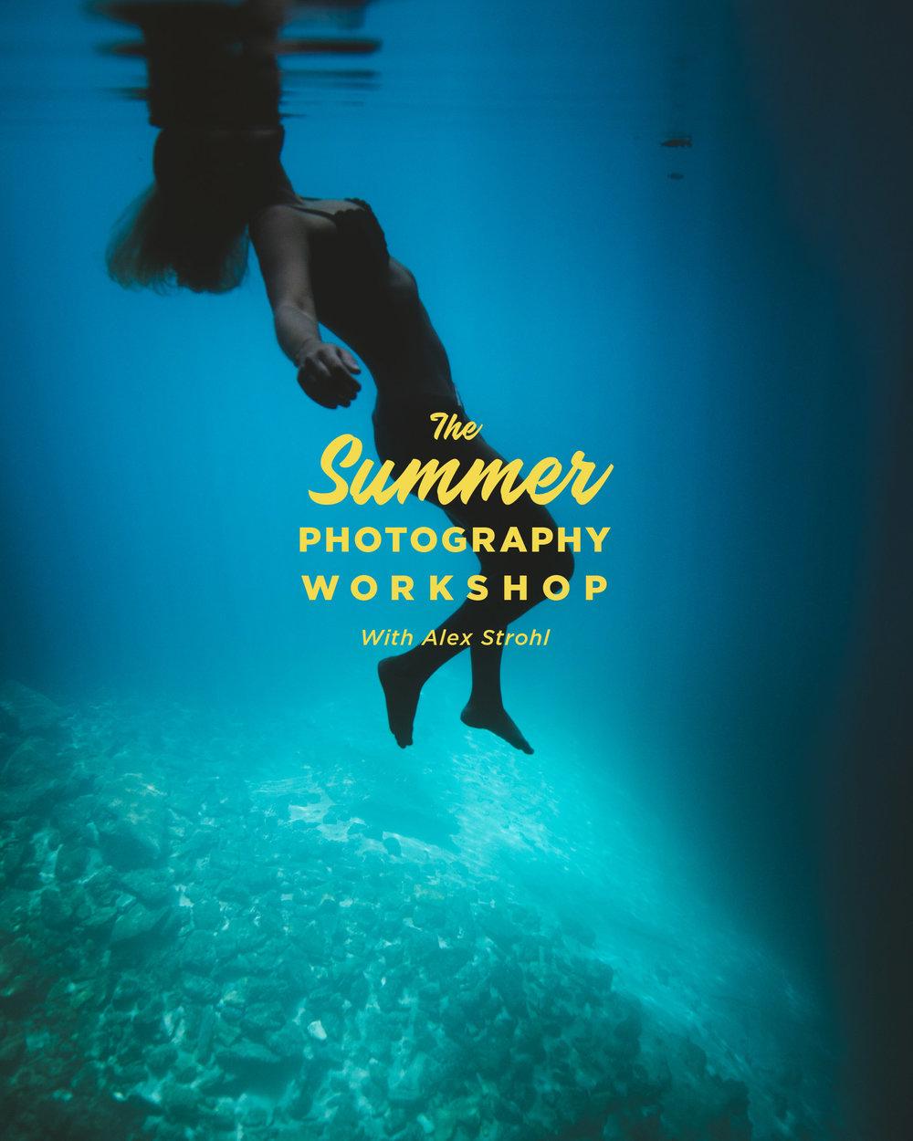 - The Summer Photo WorkshopReleased: 2018 90 Min / 9 Episodes / 2 Presets