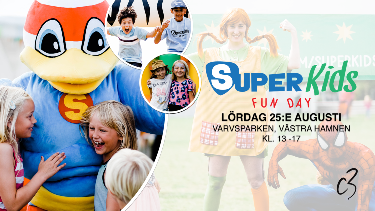 Super Kids Funday — C3 Church Malmö