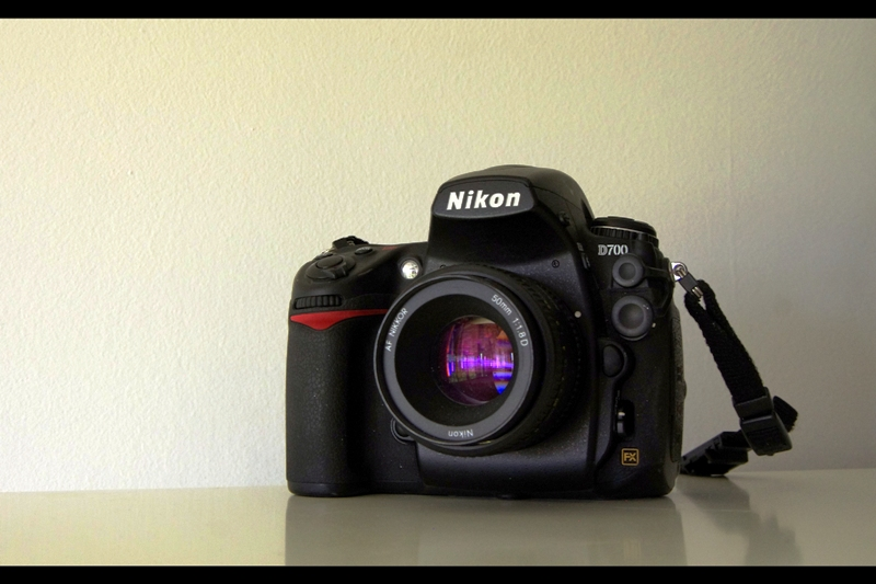Nikon D700 : 2014-2015 (retired, with honours) A Nikon. An actual professional camera. Superb autofocus and High-ISO performance, but since I have legacy pentax K-mount lenses for all the important focal lengths, it's got a 50mm f1.8 stuck on the front. It's a superb lens, I will say one thing though : the D700 meters like a DIVA. I've never seen a camera so reluctant to go with the flow in a variable-light-conditions event. (.. you know, like a Premiere). The Pentax is pretty goodnatured in all conditions (you might call it 'lazy' but I'm going with 'goodnatured') but the Nikon? One moment there's a light switched somewhere in the background and it underexposes like a supernova went off, other times the lights dim and it suddenly overexposes like somebody put a bag over its head. Still..... surprisingly good highlights and shadow recovery