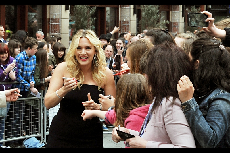 "Although we never married (or even dated), Kate Winslet and I have shared many 'moments' at various premieres and events, including but not limited to ""Revolutionary Road"" and the ""2010 Baftas"". I'm not sure why we didn't end up together, in retrospect. I think my photography might have come between us. Or my overactive imagination."