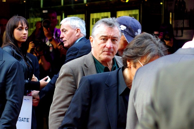 Ah, Robert De Niro. A great actor once, I'd say. But since about the ealy 90s he's basically decided to 'play against type' and did so for Analyse This/That, Meet the Parents/Fockers, Shark Tale and a buddy movie with Eddie Murphy. Could some body tell the man it's not 'Playing Against Type' if they're the only roles he's played in over a decade?