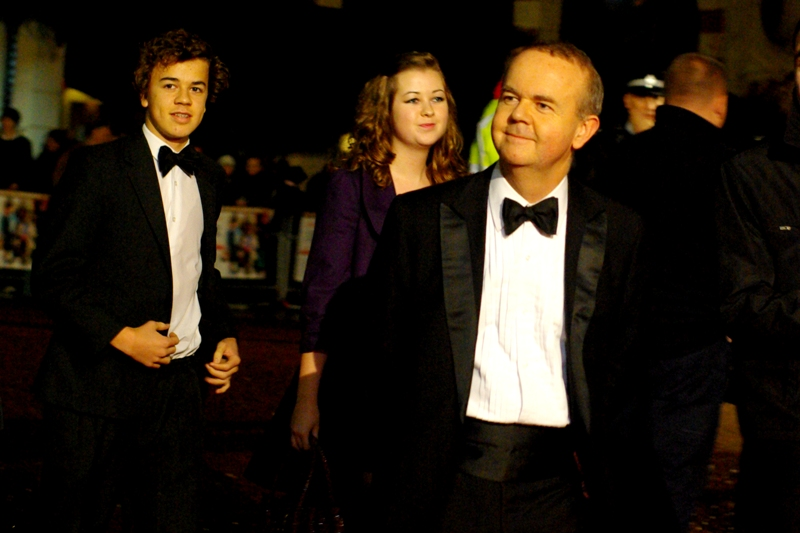 Look! It's Ian Hislop!! (I don't know who Ian Hislop is)