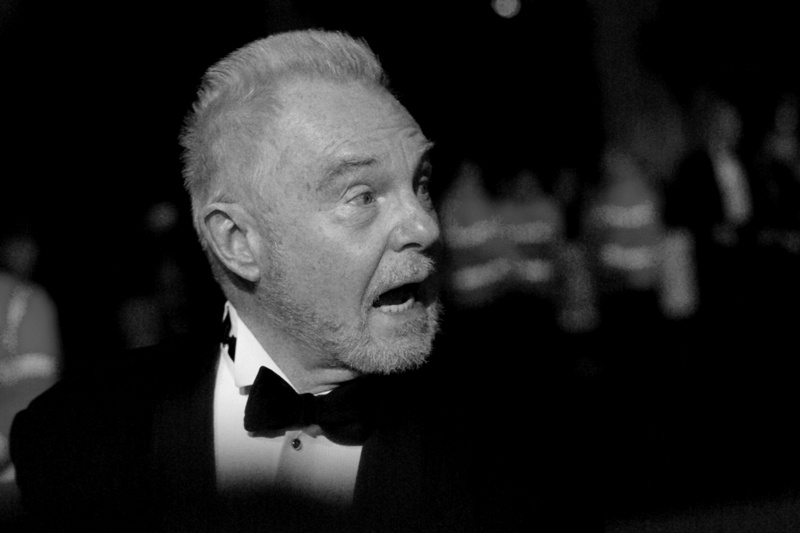 "Sir Derek Jacobi (who I really can't claim to be ignorant of the existance of, even for comedic effect) was the vampire Corvinus in 'Underworld', Senator Gracchus in 'Gladiator' and I believe had the titular role of Claudius in ""I, Claudius"""