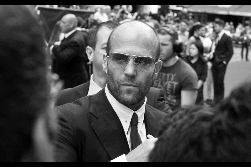 Looks-wise, if you're interested, I'm probably a little longer-haired and with a less even distribution of stubble than Jason Statham. My Raybans are a bit more like Neo's from The matrix and sadly I rarely if ever wear a tie. I also lack a movie career. But I'm about 90% of the way to being Jason Statham in my opinion. So if any aspiring supermodels want to get in at the ground floor with a future Jason Statham lookalike, you know where to contact me.