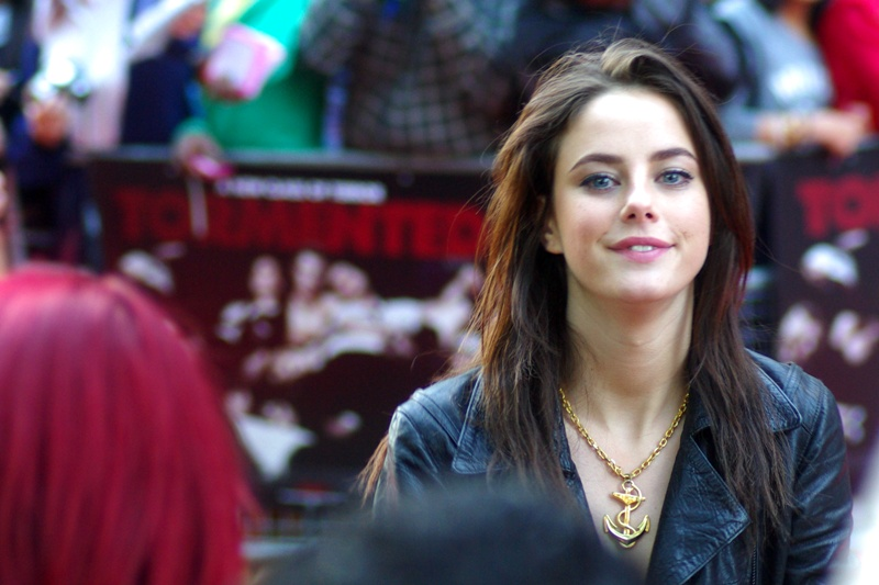 Kaya Scodelario. 17 years old, per wikipedia, so moving right along...