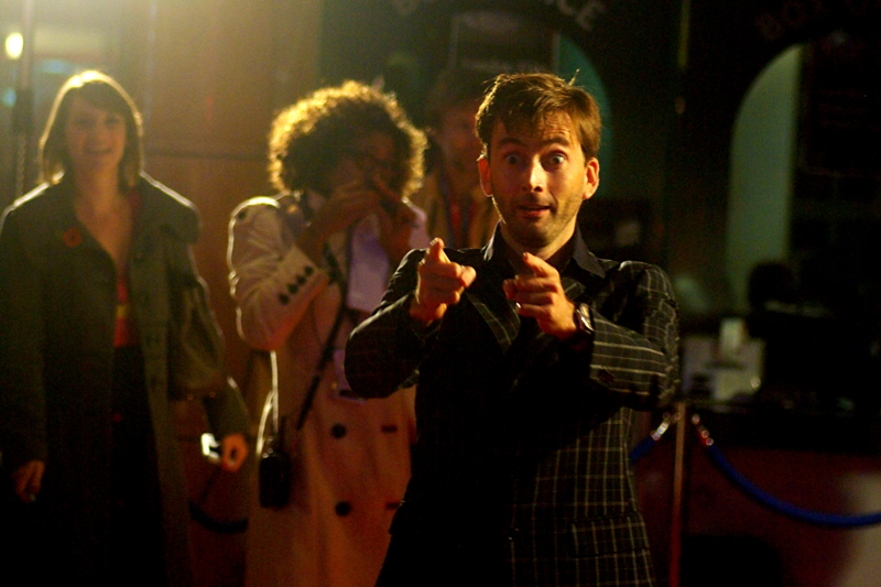 """You? You're Awesome. You? Almost - keep working on it. You? I'm not sure, come see me later. You? Jury's out"" Snap-judgements made with care and vigour. That's the David Tennant"