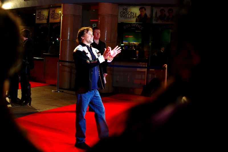 Director Richard Linklater attempts to reflect back some paparazzi flashes. It's an odd play, but it might catch on.