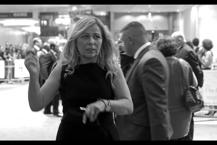 "Director Lone Scherfig is from Denmark and also directed the movie ""An Education (2009)"" which scored three Academy Award nominations including Best Picture. And I was at the premiere of."