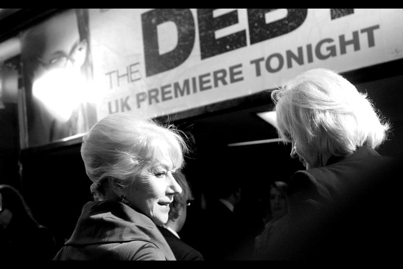 To summarise : Helen Mirren? Is cooler than you. (And, needless to say, me)