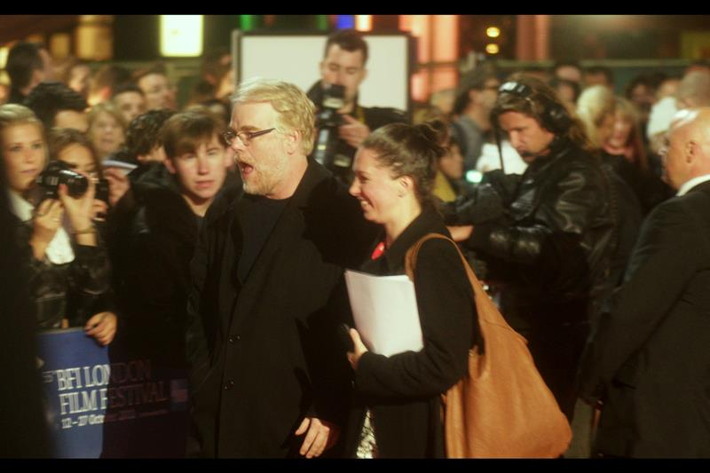 """OMG! George Clooney's here?? That's so awesome"".  Philip Seymour Hoffman has won a best acting Oscar, however I genuinely believe his start to the road of acting RESPECT came from when he poured everything into his role as Dustin Davis in Jan De Bont's TWISTER (1996)"