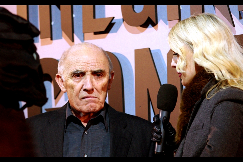"""So would you say you're more into dubstep music or trance?"". Actor Donald Sumpter is not David Fincher, and/but he has a large recurring role in 'Game of Thrones' which I really should watch since I've committed so much time to reading the books that series is based on."