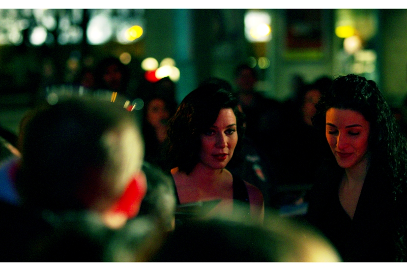 High ISO, Low Light, Dodgey Autofocus... either Lynn Collins is trying telling me something, or my camera is.