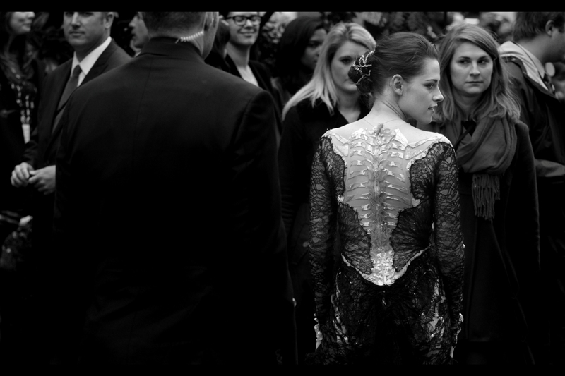 "I can't stay mad at Kristen Stewart at the premiere of  ""Snow White and the Huntsman"""