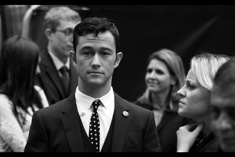 I'm being judged and found wanting - by Jospeh Gordon-Levitt