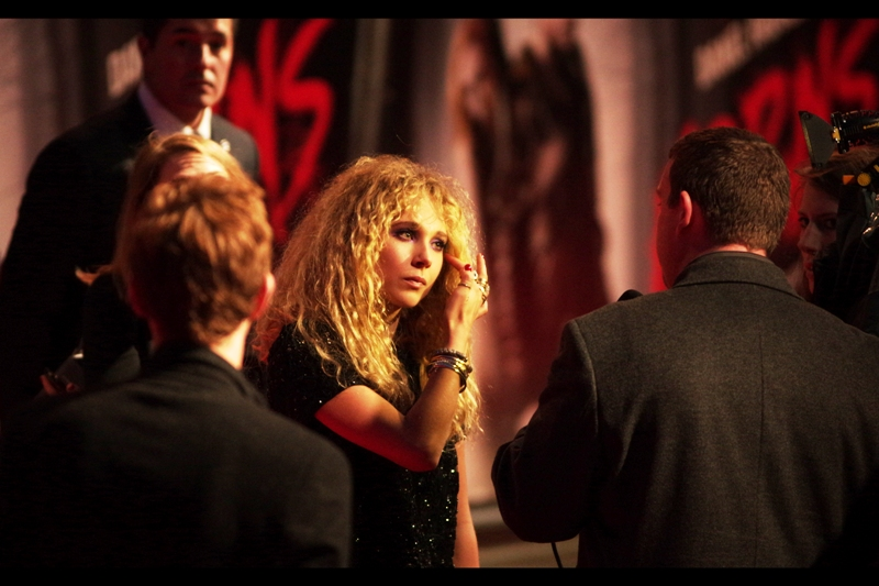 Juno Temple was also winner of the 2013 Bafta EE Rising Star Award... whose location she can't currently recall.