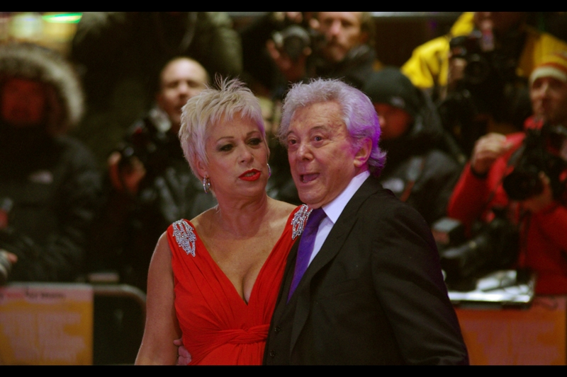 Oh, look. It's Denise Welch and Lionel Blair. Neither of whom I've heard of. The guy on the right has 35 different acting credits to his name, but a quick scan reveals only 'The Benny Hill Show (1961)' as something I've heard of.