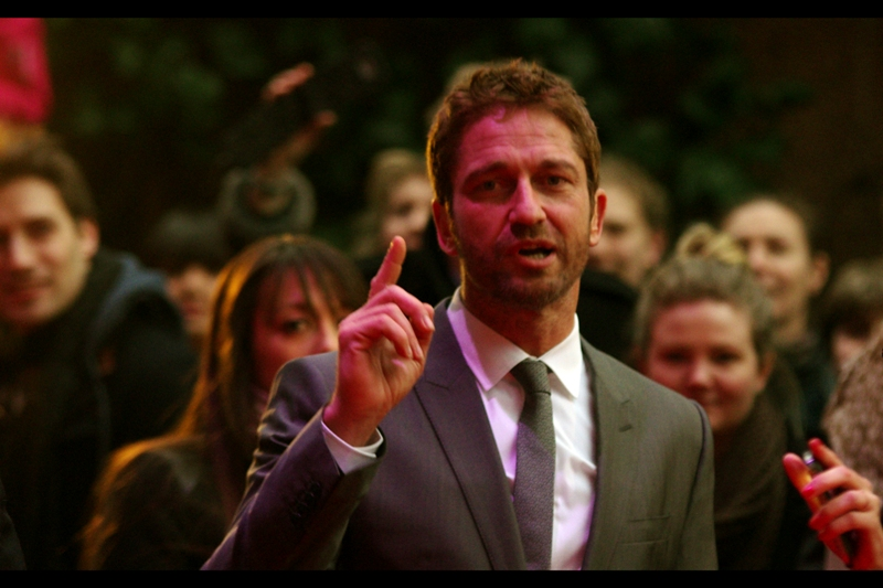"""Guys, I will not answer nor sign anything that starts with ""THIS IS ----""  Arriving late but triumphant, This Is Gerard Butler..."