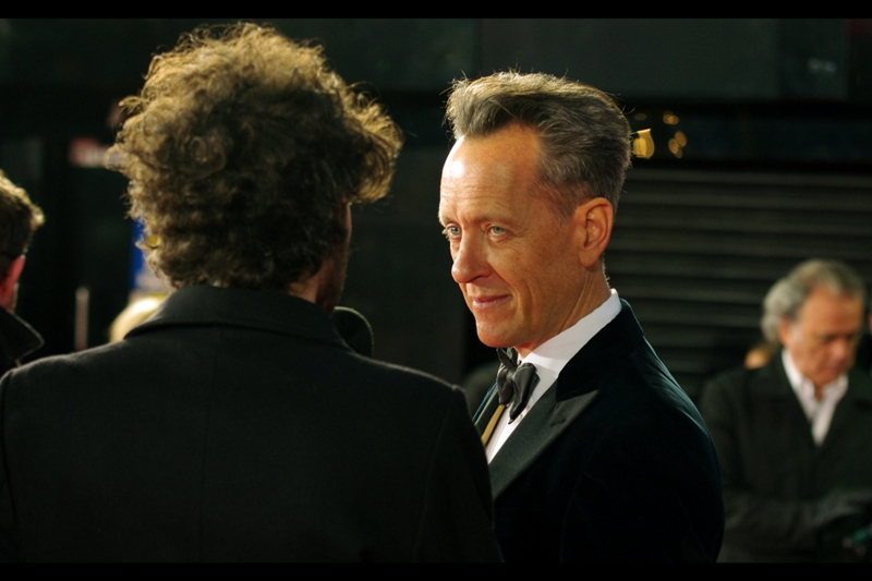 Richard E Grant looks incredibly familiar and his filmography is insanely long, but I can't picture him in any of the roles attributed to him. I genuinely believe IMDB when it says he's been in all these films and TV series, though.