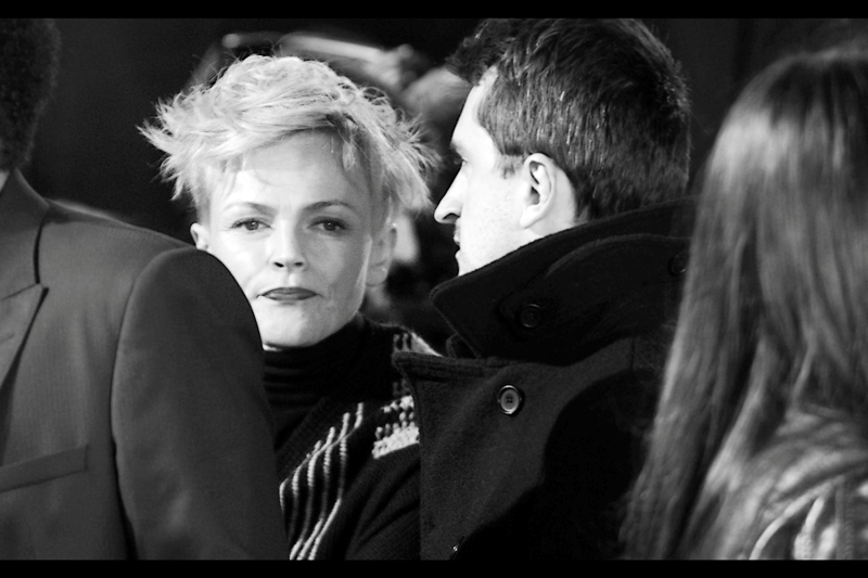 I have no idea who Maxine Peake is, even though I suspect I might have photographed her unknowingly on Sunday at the semi-disastrous and sub-par  2014 BIFA British Independent Film Awards