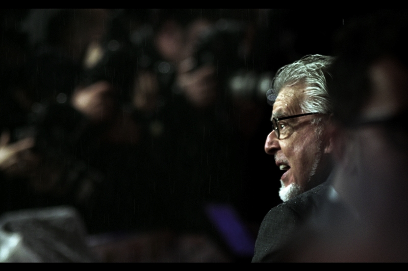 Let me tell you, I was a lot more excited in 2012 that I'd photographed Rolf Harris than I am here in 2014 being reminded that I've photographed Rolf Harris.