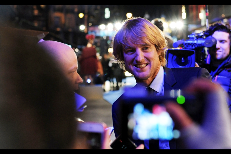 "Along with being Zoolander's nemisis HANSEL (so hot right now....), Owen Wilson is also possibly best known for being the voice of the lead car character Lightning McQueen in the Pixar ""Cars"" movies."