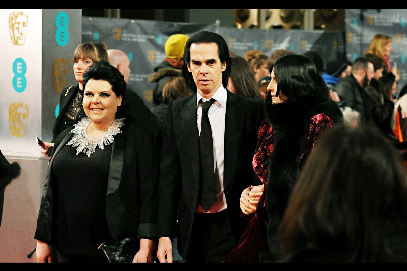 "Looking possibly even more potentially maniacal is Nick Cave, whose ""20,000 Days On Earth"" was nominated in the Best Documentary Bafta category."