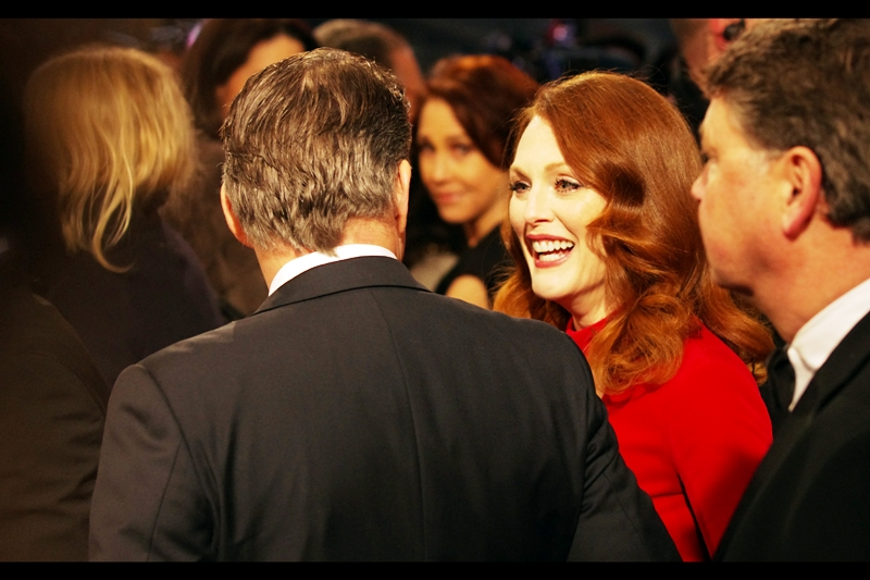 """Well of course I'll still accept the Award if I'm given it, I'm just suprised it's for ""Still Alice"" and not ""The Hunger Games"".  yeah... I mean... I've at least heard of one of those films."