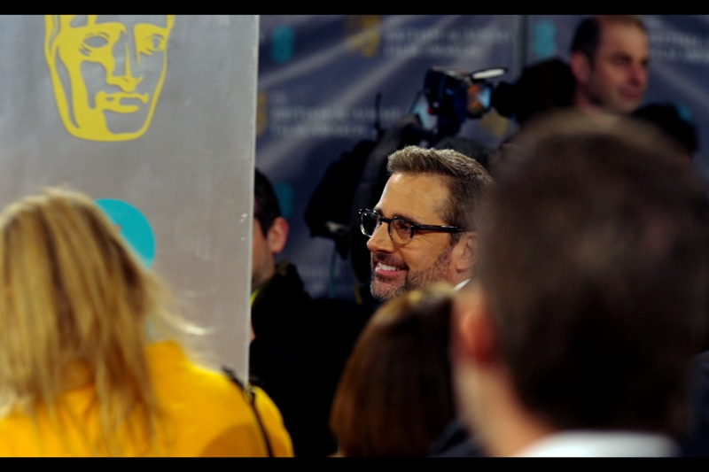 "Steve Carell was nominated for Best Actor for ""Foxcatcher"",  and also attended its BFI London Film Festival premiere last year. I hear his fake nose is currently housed in a display cabinet at the Smithsonian."