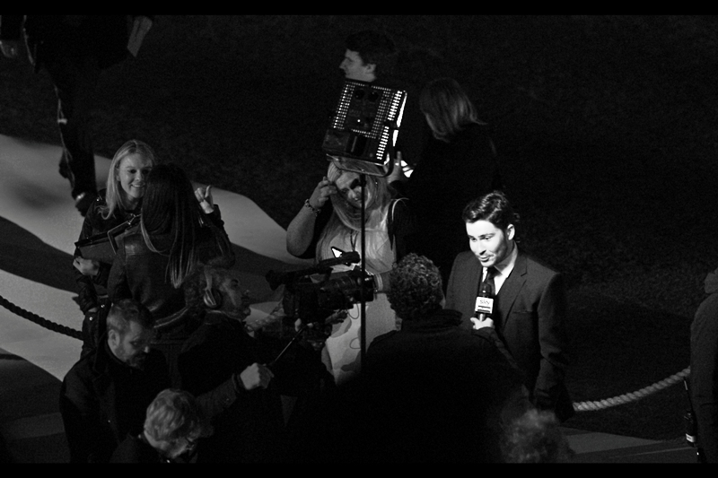 "I'm having to periodically re-evaluate how much of a fan of this show I am, given I can not identify this person (and others) from heavily edited and enhanced and lightened photos taken at long range in near darkness on a camera whose autofocus in the conditions is best described as ""disinclined"" (possibly Daniel Portman - Podrick Payne?)"