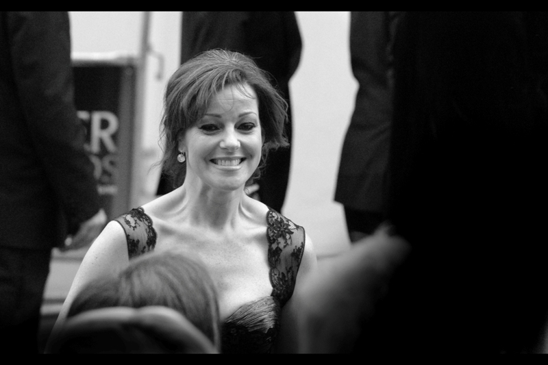 Good news for people who don't know what Ruthie Henshall looks like, but as for what she does I'm sorry I can't help you. I'm going with Actress, but let's be honest that's an easy guess to make, so at the risk of being spectacularly right (or wrong), I'll guess she's a famous spelunker, albeit probably not in that dress.