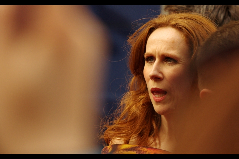 I actually know who Catherine Tate is. Plus I've been to the Tate Modern several times. (I'm trying to create some kind of credibilty at this late stage in the proceedings)
