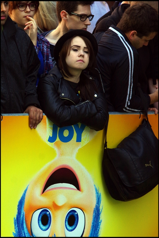 They're calling her 'Joy' but not everyone's feelin' it.